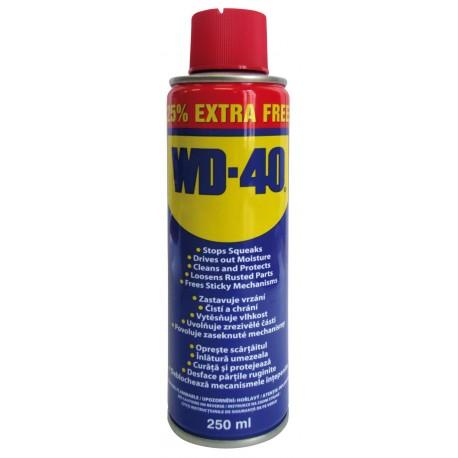 WD-40 250ml+25%ZDARMA