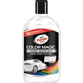 Color magic 500ml Barevný vosk bílý