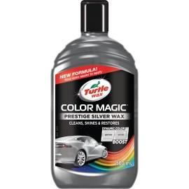 Color magic 500ml - Barevný vosk stříbrný